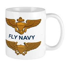 A-6 Intruder Va-196 Main Battery Mug