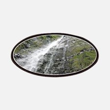 Under Waimoku Falls Patches