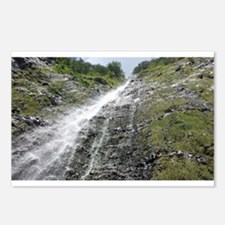 Under Waimoku Falls Postcards (Package of 8)