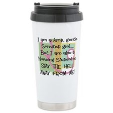Unique Student nurse Travel Mug