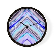 Vane 1 Wall Clock