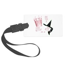 good bad witches Luggage Tag