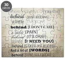 truth quote  Puzzle