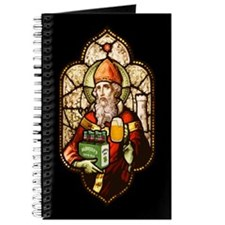 Stained Patrick Journal