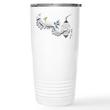 The Key to Freedom Travel Mug