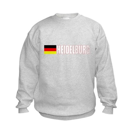 Heidelberg, Germany Kids Sweatshirt