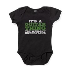 It's a Guitar Thing Baby Bodysuit