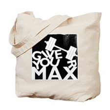 GYM Tote Bag