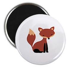 Fox Animal Magnets