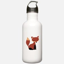 Fox Animal Water Bottle