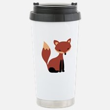 Fox Animal Travel Mug
