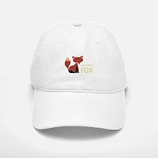 Sly As A Fox Baseball Baseball Baseball Cap