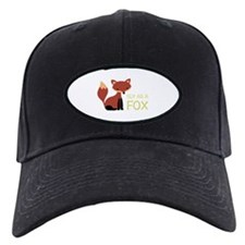 Sly As A Fox Baseball Hat