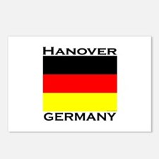 Hannover, Germany Postcards (Package of 8)