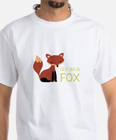Sly As A Fox T-Shirt