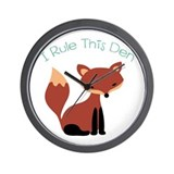 Fox Basic Clocks