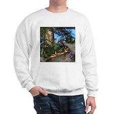 Cute gecko Sweatshirt