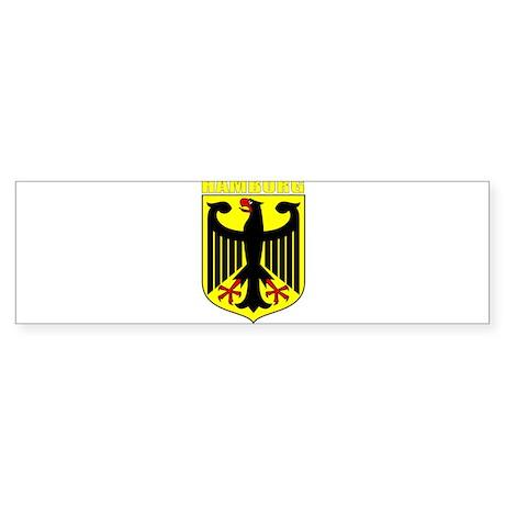 Hamburg, Germany Bumper Sticker