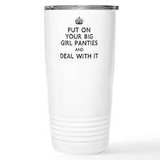 Big Girl Travel Mug