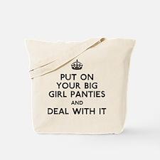 Big Girl Tote Bag