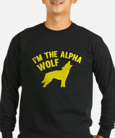 I'm The Alpha Wolf T