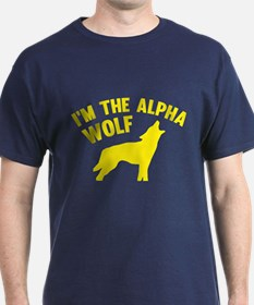 I'm The Alpha Wolf T-Shirt