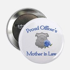 Officer's Mother in Law Button