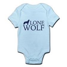 Lone Wolf Infant Bodysuit