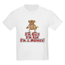 I'm a Monkey T-Shirt