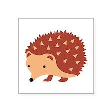 Hedgehog Animal Sticker