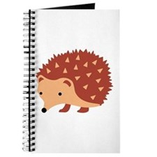 Hedgehog Animal Journal