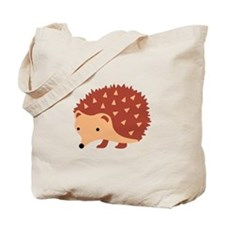 Hedgehog Animal Tote Bag
