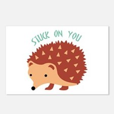 Stuck On You Postcards (Package of 8)
