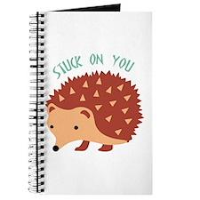 Stuck On You Journal