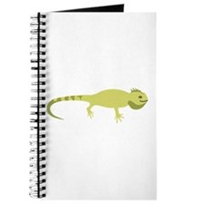 Iguana Lizard Reptile Animal Journal