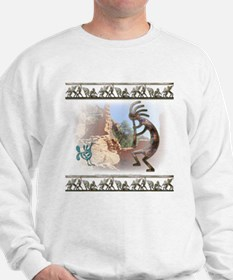 Kokopelli #8 Sweatshirt