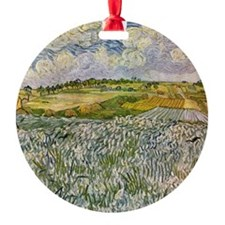 Wheatfields Ornament