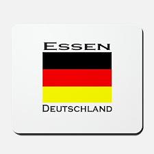 Essen, Deutschland Mousepad