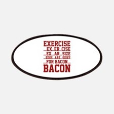 Exercise Bacon Patches