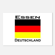 Essen, Deutschland Postcards (Package of 8)