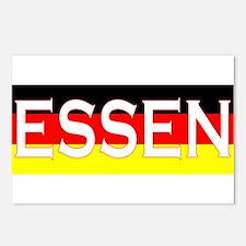 Essen, Germany Postcards (Package of 8)