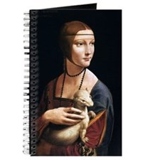 Lady with an Ermine Journal
