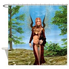 Magic Fairy Shower Curtain