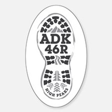 ADK Sticker (Oval)