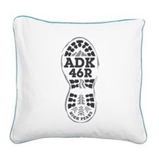 ADK Square Canvas Pillow