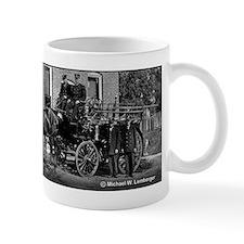Horse-drawn Fire Engine Small Mug