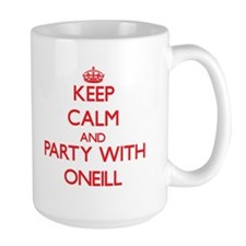 Keep calm and Party with Oneill Mugs