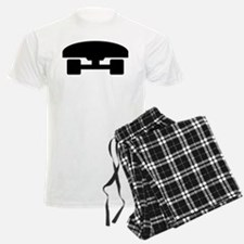 Skateboard logo icon Pajamas