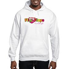 AAFF Logo Large Hoodie