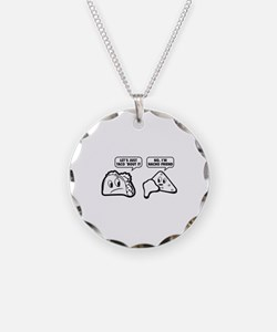 Let's Just Taco 'Bout It Necklace